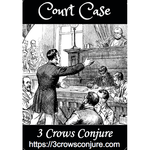 Court Case Powder