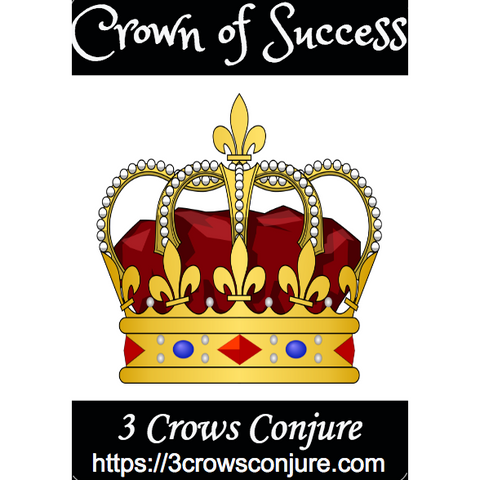 Crown Of Success 7 Day Fixed Candle