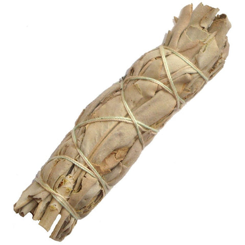 4 inch White Sage Smudge Sticks