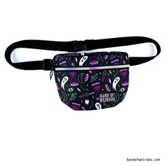 MIDNIGHT // CONVERTIBLE FANNY PACK