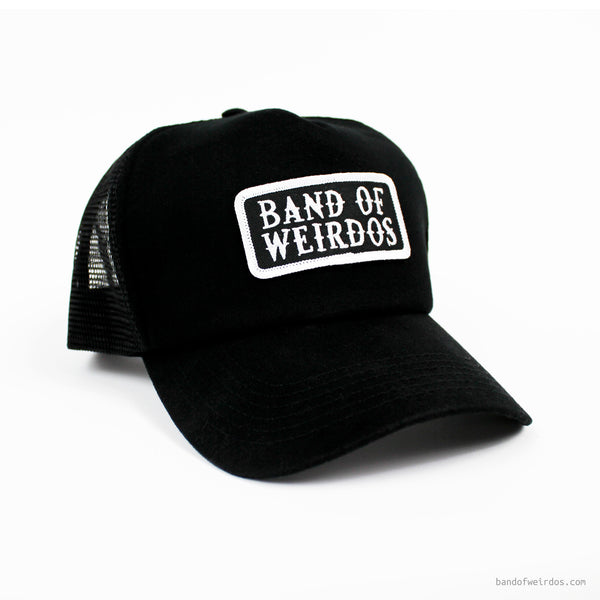 BAND OF WEIRDOS // TRUCKER HAT