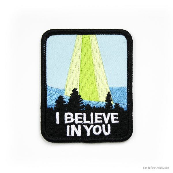 I BELIEVE IN YOU // PATCH