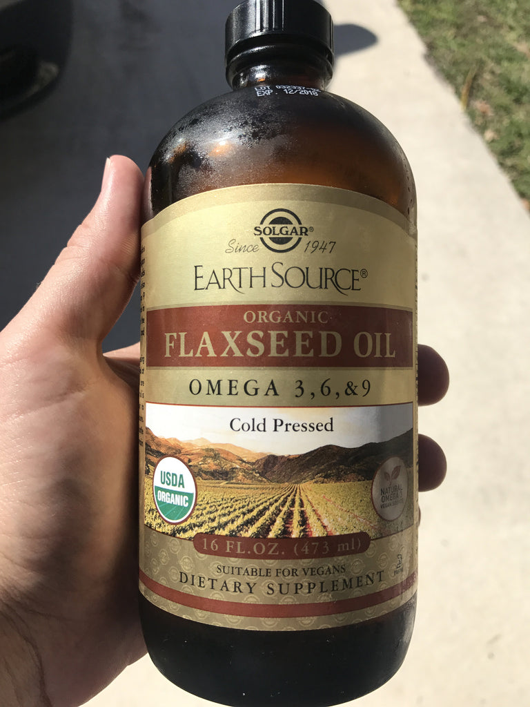 Beard Hacks | Flaxseed Oil