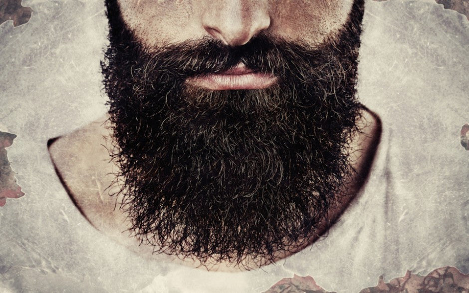 How to Wash your Beard