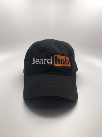 Beard Hub Strap Back |  Dad Hat