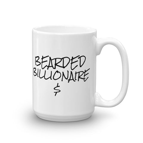 Bearded Billionaire 150z Mug
