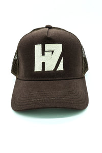 Choc-Brown H7 Cap