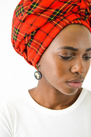 African Renaissance Earrings