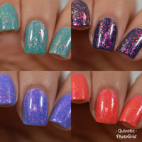 The Island Flakies Collection