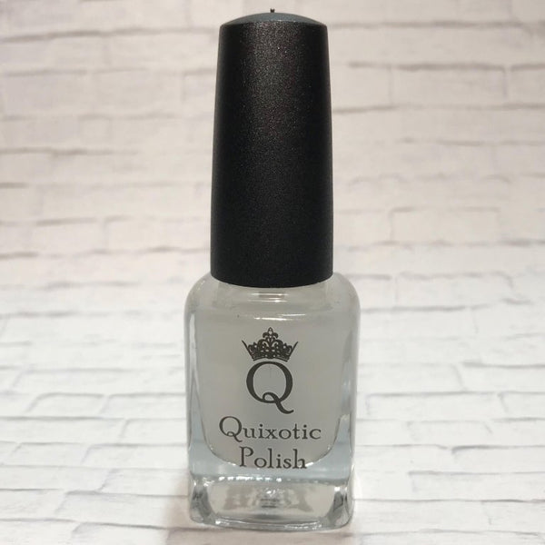 Truly, Matte-ly, Deeply. Quick dry matte top coat