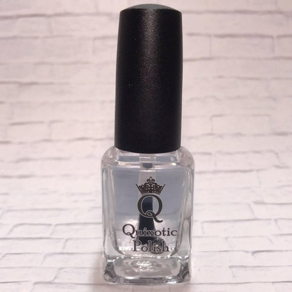 Fancy a Quickie? Ultra high gloss, quick-dry 5-free top coat