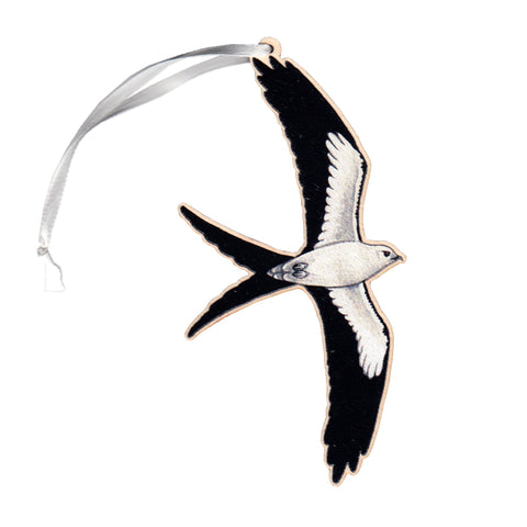 Swallow-tailed Kite Ornament