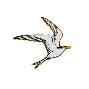 Wholesale Enamel Pin: Arctic Tern