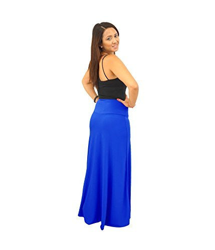 DBG Women's Women's Maxi Full Length Skirts
