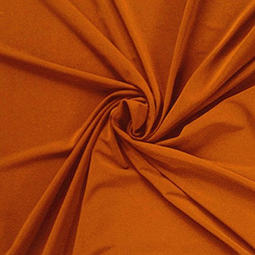 Polyester ITY Solid Color 2 Way Stretch 95% Polyester 5% Spandex By the Yard