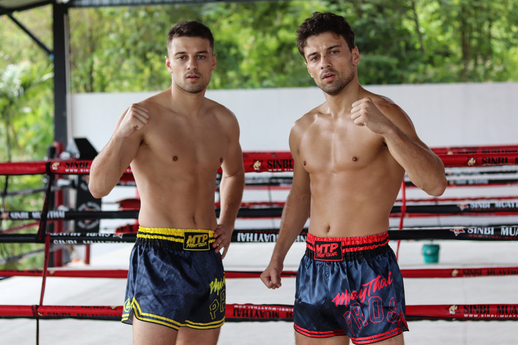 Why You Should Wear Muay Thai Shorts at the Gym