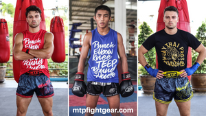 How to Wear Your Muay Thai Shorts with Style - A Guide for 2020