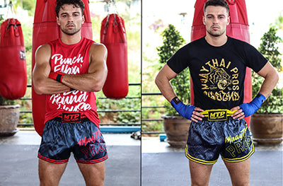 A Style Guide to Buying Muay Thai Shorts
