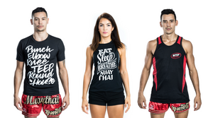 Muay Thai Shirts - What You Should Consider When Buying a Muay Thai Training Shirt