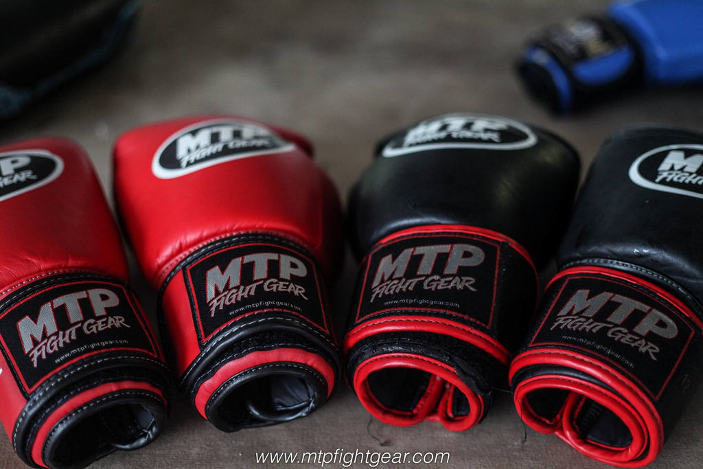 5 Reasons Why MTP Muay Thai Gloves are the Best