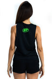 Muay Thai Weapons Sleeveless - Neon GREEN