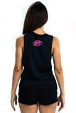 Muay Thai Weapons Sleeveless - Neon PINK