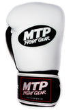 White/Black Muay Thai Gloves (Limited Edition)