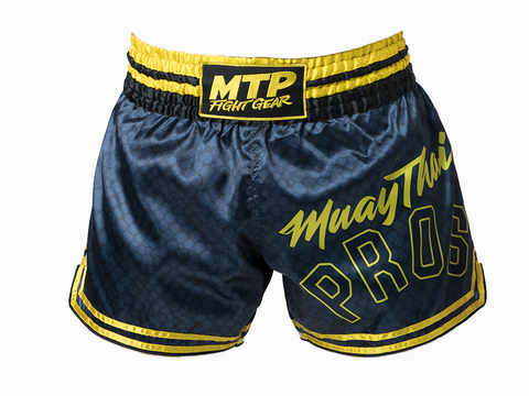 Mamba Yellow Sublimation Shorts