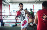 Pink Muay Thai Shorts - MTP Retros