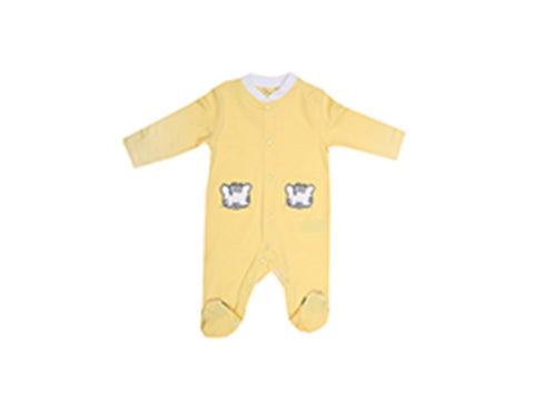 Explorer Baby Footies
