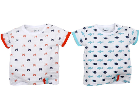 Nice Friends 2 Piece-Tee Set