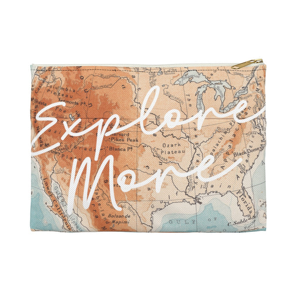 Explore More Travel Pouch