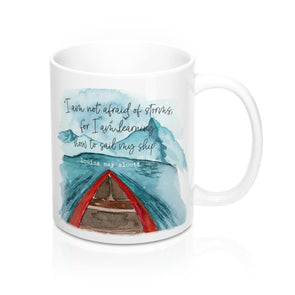 Sail My Ship Coffee Mug, 11oz