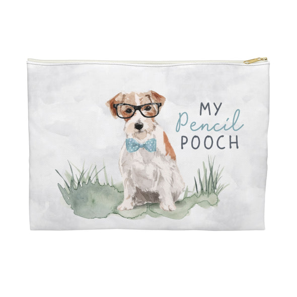 Jack Russell Pencil Pouch
