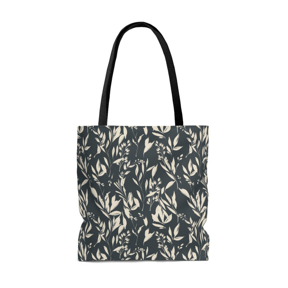Personalized Botanicals Tote Bag