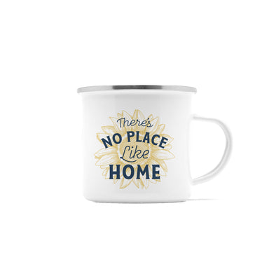 There's No Place Like Home Camp Mug, 10 oz