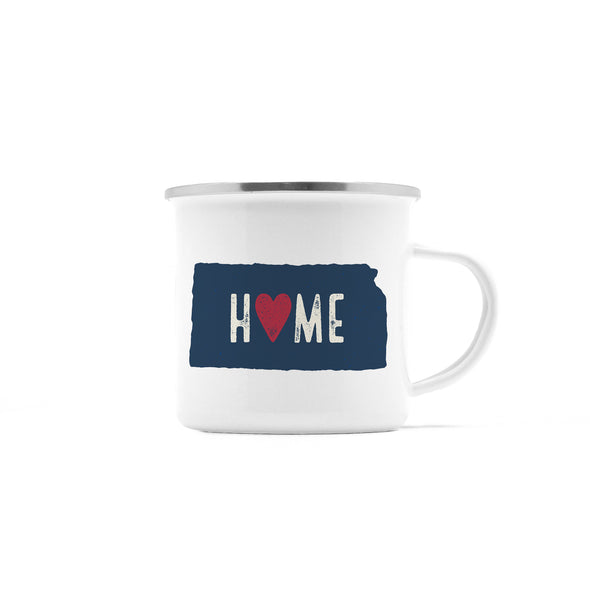 Home Kansas Camp Mug, 10 oz