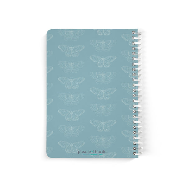Butterfly Notebook