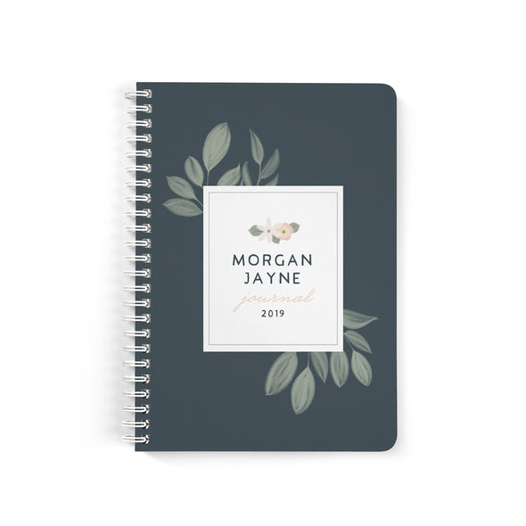 Simple Blossom Notebook