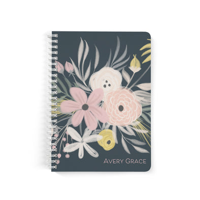 Pretty Pink Notebook
