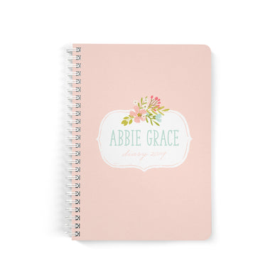 Blush Buds Notebook