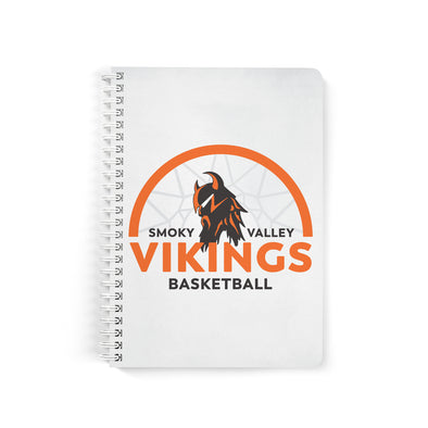 Viking Basketball Notebook