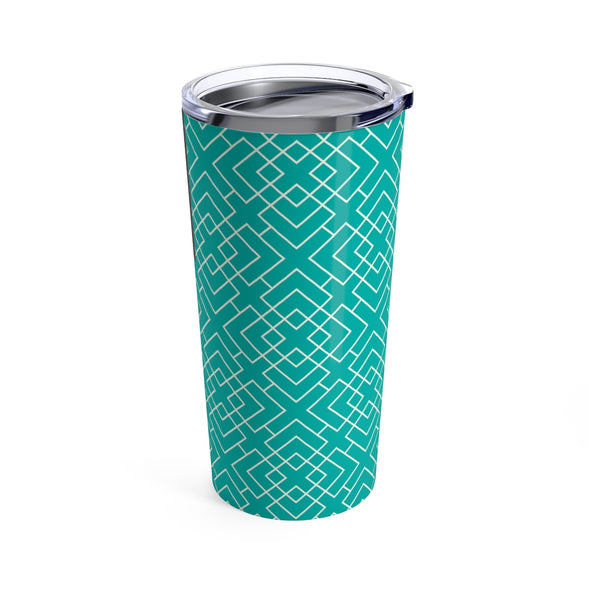 Personalized Pattern Drink Tumbler, 20 oz.