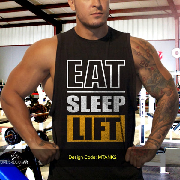 MTANK2 Eat Sleep Lift