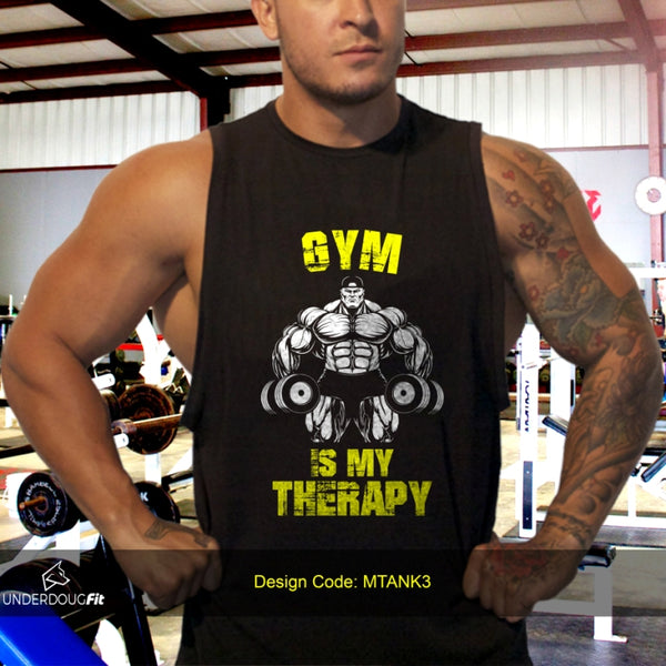 MTANK3 Gym Is My Therapy