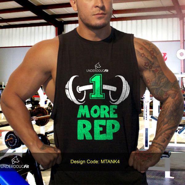 MTANK4 One More Rep