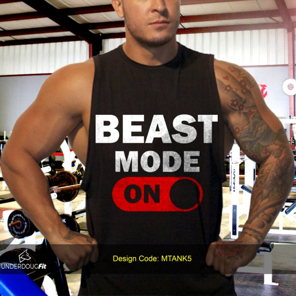 MTANK5 Beast Mode On