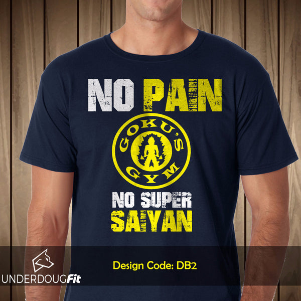 DB2 No Pain No Super Saiyan