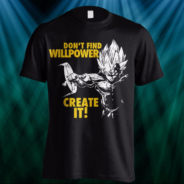 DB6 Create Willpower