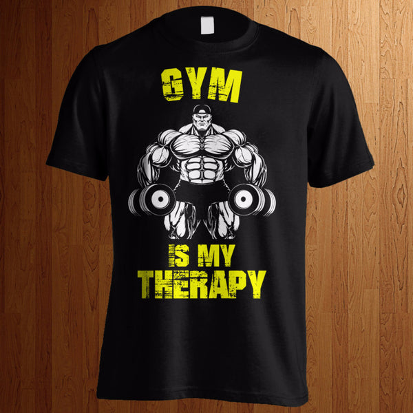 UDF35 Gym Is My Therapy